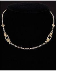 Konstantino - Eros 18k & Silver Necklace - Lyst