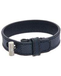 Louis Vuitton - Damier Graphite Canvas Cuff It Bracelet - Lyst
