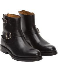 Frye - Men's Brayden Leather Engineer Boot - Lyst