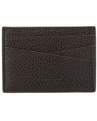 Ferragamo - Firenze Leather Card Case - Lyst