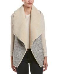 Soft Joie - Breese Wool-blend Vest - Lyst