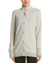 Lyst Mountain Hardwear Sarafin Wrap Sweater In Gray Save 0625