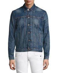 Hudson Jeans - Hudson Garrison Aspirant Denim Jacket - Lyst