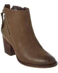 Blondo - Women's Nivada Waterproof Nubuck Bootie - Lyst
