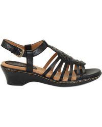 Söfft - Softspots Havana Leather Sandal - Lyst