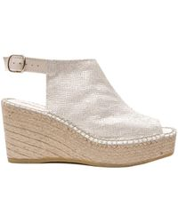 Andre Assous - Lina Wedge Sandal - Lyst
