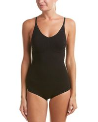 Yummie By Heather Thomson - Connor Convertible Halter Bodysuit - Lyst