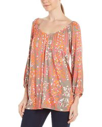 Tori Richard - Tunic - Lyst