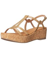 Corso Como - Women's Sandi Platform Sandal - Lyst