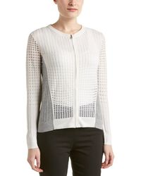 Magaschoni - Silk & Cashmere-blend Sweater - Lyst
