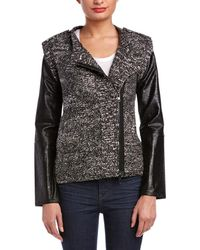 Twelfth Street Cynthia Vincent - Twelfth Street By Contrast Sleeve Jacket - Lyst