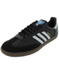 best website ca82a f53b0 adidas - Mens Samba Classic Originals Indoor Soccer Shoe - Lyst