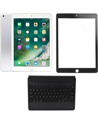 Apple - Ipad 9.7-inch Wi-fi 128gb With Clip Keyboard Case And Matching Screen Protector - Lyst