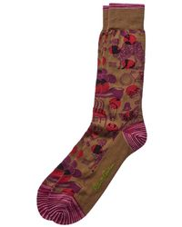 Robert Graham - Thane Socks - Lyst