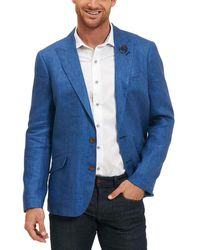 Robert Graham - Five Rivers Classic Fit Linen Sportcoat - Lyst
