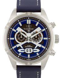 Ulysse Girard - Thibault Men's Swiss Chronograph Watch - Lyst