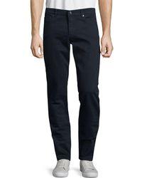 J.Lindeberg - J Lindeberg Textured Jeans - Lyst