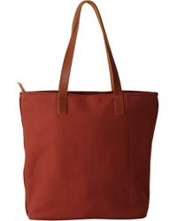 Most Wanted Usa - Canvas Deliverer Tote - Lyst