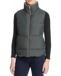Soft Joie - Womens Hendrick Down Puffer Outerwear Vest - Lyst