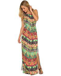 Lenny Niemeyer | Long Pleated Dress | Lyst