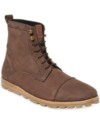 Ben Sherman - Andres Tall Leather Boot - Lyst