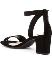 Jones New York - Womens Rory Leather Open Toe Casual Ankle Strap Sandals - Lyst