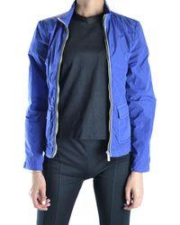 Etiqueta Negra - Women's Blue Polyamide Outerwear Jacket - Lyst