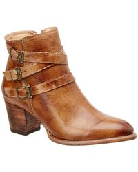 Bed Stu - Begin Leather Bootie - Lyst