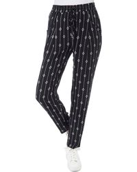Bobeau - Madison Pull On Trouser - Lyst