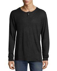 IRO - Gabin Crewneck T-shirt - Lyst
