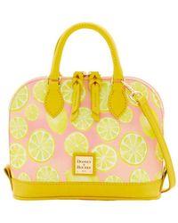 Dooney & Bourke | Limone Bitsy Bag | Lyst