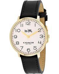 COACH - Women's Slim Easton (14502683) Watch - Lyst