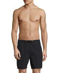 Tavik - Swimwear Eero Solid Boardshort - Lyst