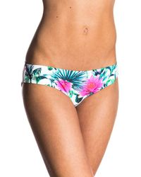 Rip Curl - Multicolour Bikini Bottom Palms Aways Hipster - Lyst