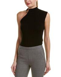 Elie Tahari - Wool Bodysuit - Lyst