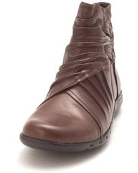 Cobb Hill - Womens Pandora Closed Toe Ankle Fashion Boots - Lyst