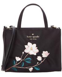 Kate Spade - Watson Lane Embroidered Sam Tote - Lyst
