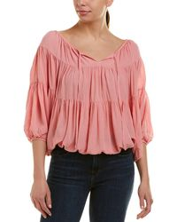 Young Fabulous & Broke - Yfb Clothing Bubble Top - Lyst
