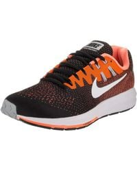 Lyst Nike Air Zoom Structure 20 Running Sneakers From