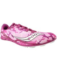 62790d52b91b Lyst - Saucony Grid Ignition 2 Wide Athletic Womens Running Shoes ...