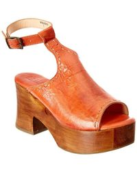 17ecf14d21f Bed Stu - Cameroon Leather Sandal - Lyst