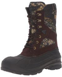 Kamik - Men's Nationcam2 Snow Boot, Camouflage, Size 7.0 - Lyst