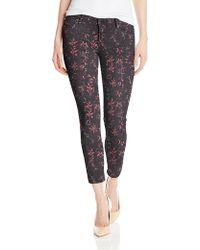 Lucky Brand - Lolita Capri Skinny Jeans - Lyst