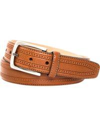 Trafalgar - Men's Hatcher Belt - Lyst
