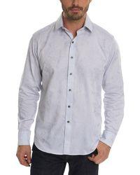 Robert Graham - Ryker Classic Fit Woven Shirt - Lyst