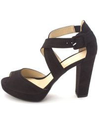 Chinese Laundry - Womens All Access Open Toe Casual Ankle Strap Sandals - Lyst
