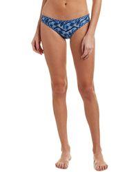 Lucky Brand - Nomad Cheeky Bikini Bottom - Lyst
