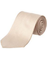 Brioni - Seashell Silk Tie - Lyst