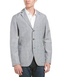 Façonnable - Linen-blend Sportcoat - Lyst