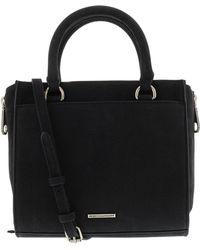 Rebecca Minkoff - Women's M.a.c. Crossbody Leather Cross Body Bag - Black - Lyst